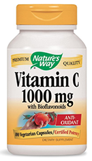 Nature's Way Vitamin C 1000 image