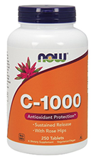 NOW Vitamin C-1000 image
