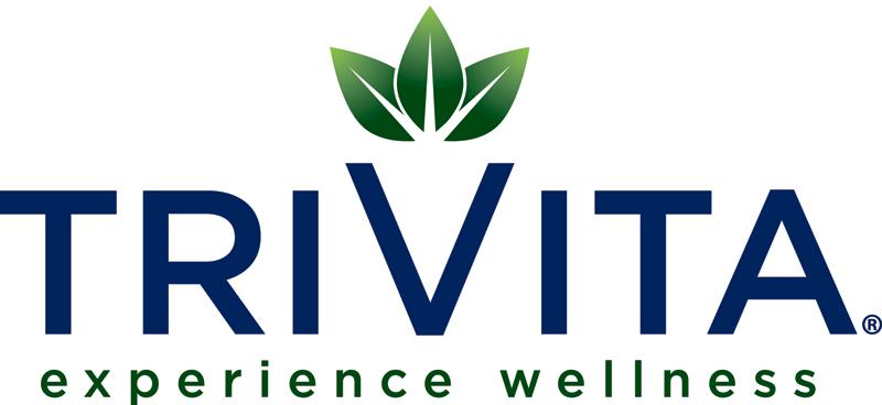 trivita's corportate logo graphic.